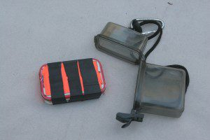 This survival kit weighs about as much as your IPod. Carry it in a waterproof container for added security.