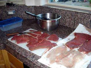 Survival Recipe: How to Make Blake's Jerky – 10/10/11