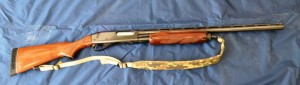 The Remington 870 Wingmaster 12 gauge is a good choice if you could only own one firearm.