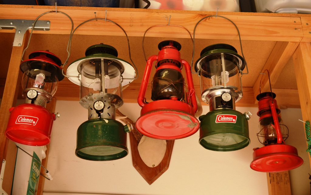 My Collection Includes Kerosene Gasoline And Propane Lanterns The Best Choice Will Depend On