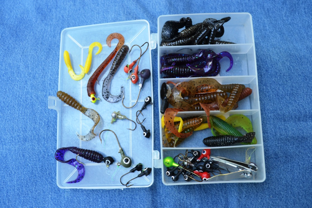 The best survival fishing lure is it a leadhead jig american this pocket sized box holds all the lures i need for a day of smallmouth solutioingenieria Image collections