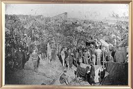Andersonville was one of many horrific Civil War prisons.