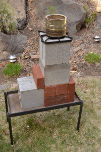 Recently, I posted a video showing how to make a biomass stove out of four concrete blocks. The completed stove was intended to be an emergency item for boiling water that anyone coud make. It worked really well - here is is how to improve on that design for more efficiency.